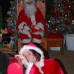 visit Santa nr Melbourne, Dandenong
