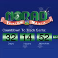 NORAD talks to Santa Video