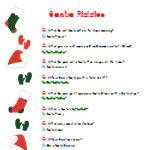 Christmas Santa Riddles thumbnail