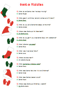 Christmas Riddles.Christmas Tree Riddles For Kids Riddles For Kids